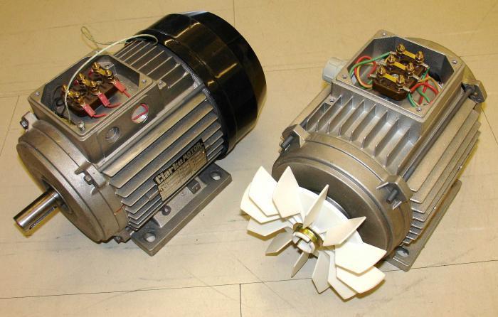 Ремонт однофазных электродвигателей своими руками